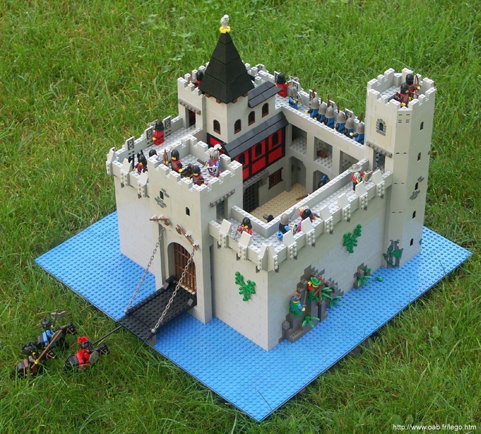 Chateau Lego Trendyyycom