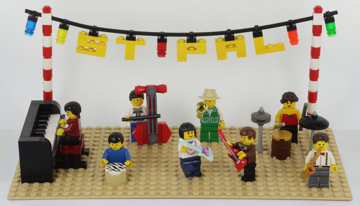 orchestre Lego