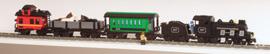 train Lego Far-West