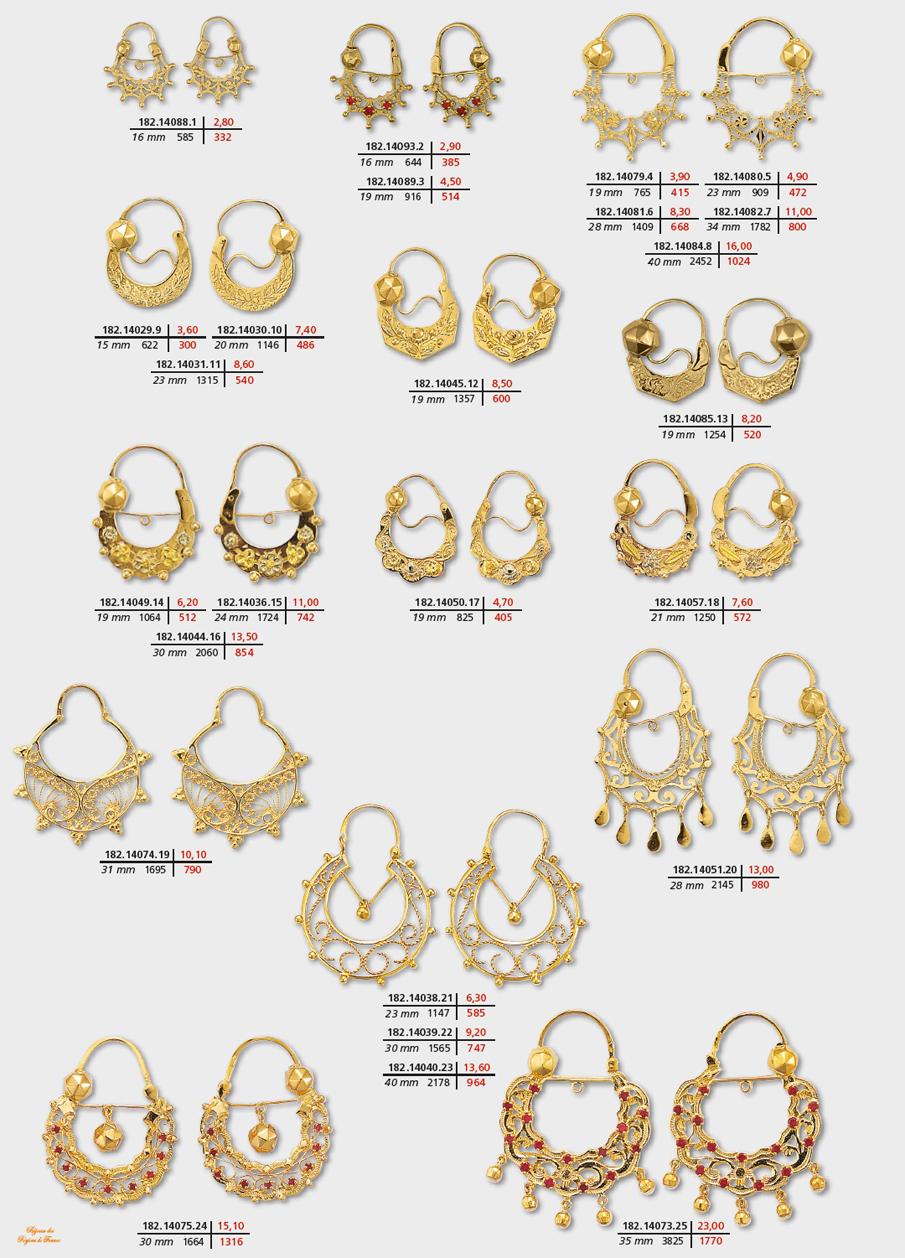 San Francisco 3d64a de2ef Bijoux tsiganes: boucles d'oreilles créoles savoyardes en or ...